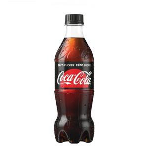 Coca Cola Zero, 0.45l Pet