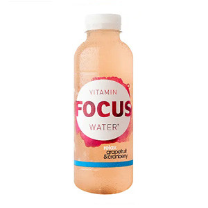 Focus Grapefruit & Cranberry 0.5l Pet