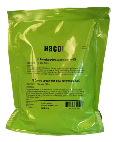 Haco Tomatencréme Suppe
