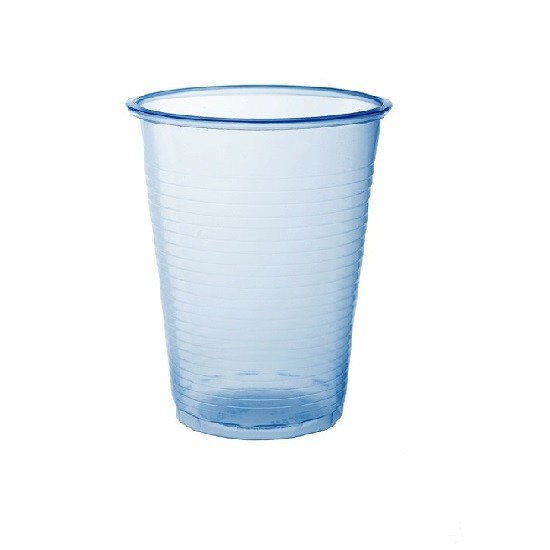 Trinkbecher Transparent 2dl