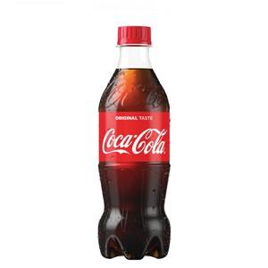 Coca Cola, 0.45l Pet