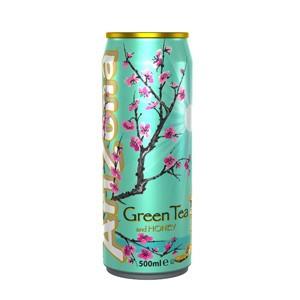 Arizona Green Tea, 0.5l Dose