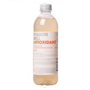 Vitamin Well Antioxidant, 0.5l Pet