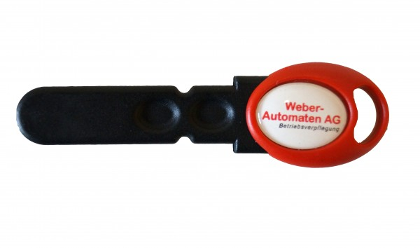 Oscar Schlüssel rot
