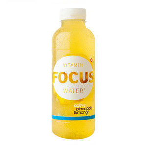 Focus Ananas & Mango 0.5l Pet