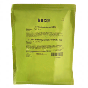 Haco Pilzcréme Suppe