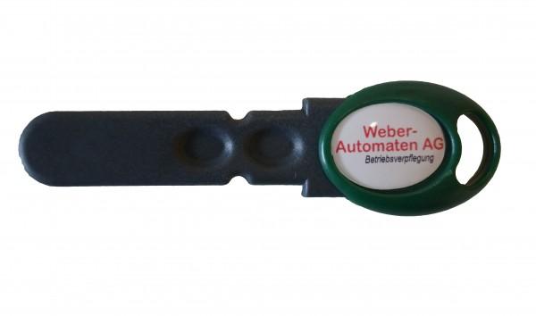 Oscar Schlüssel grün